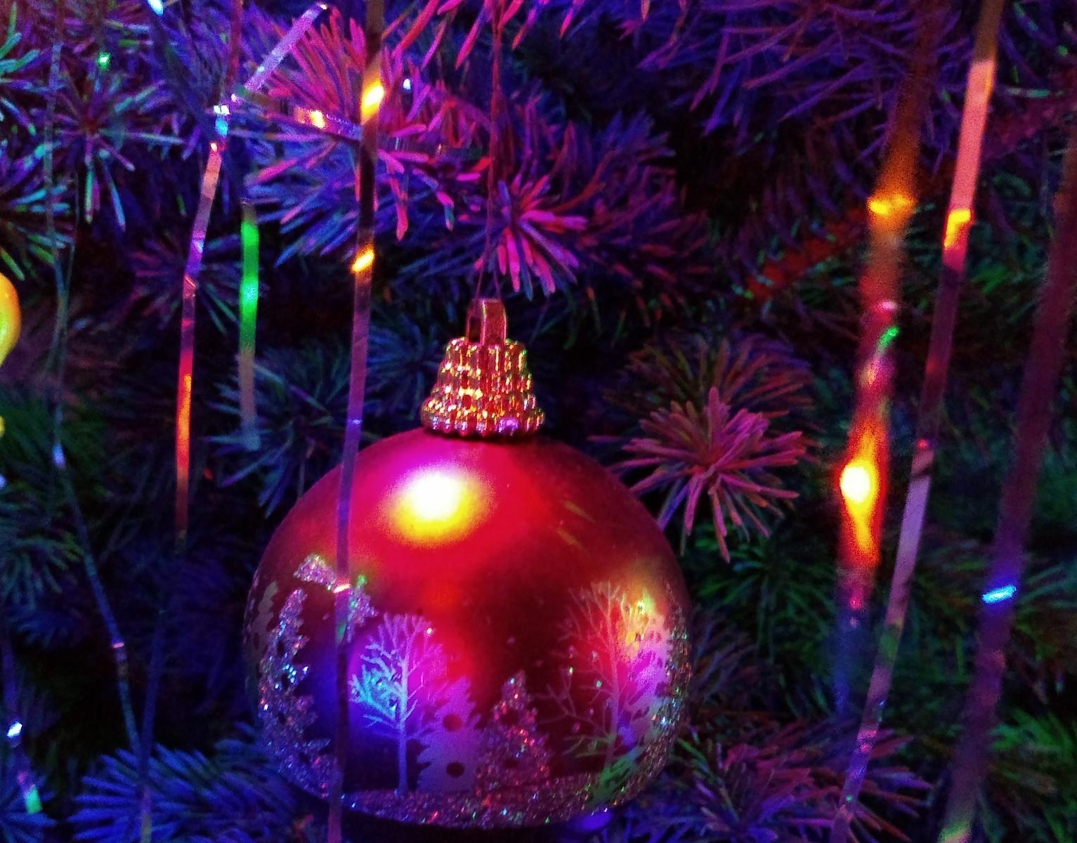 Vianoce, stromček, ozdoba